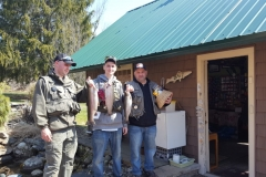 Uncle Aaron's Tackle Shack - 2018 Riverton Fishing Derby