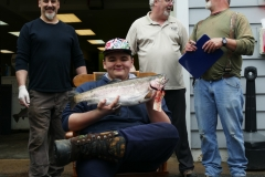 2019 Riverton Fishing Derby - Grand Prize - Gino Musumano